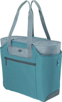 alfi IsoBag Two-in-One 23Liter aquamarin