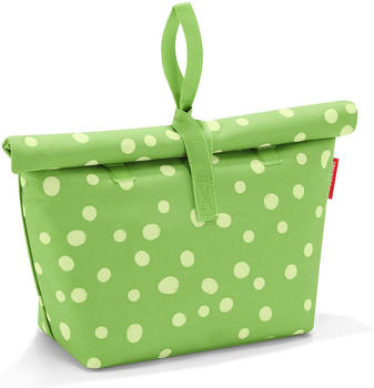 Reisenthel fresh lunchbag iso M spots green