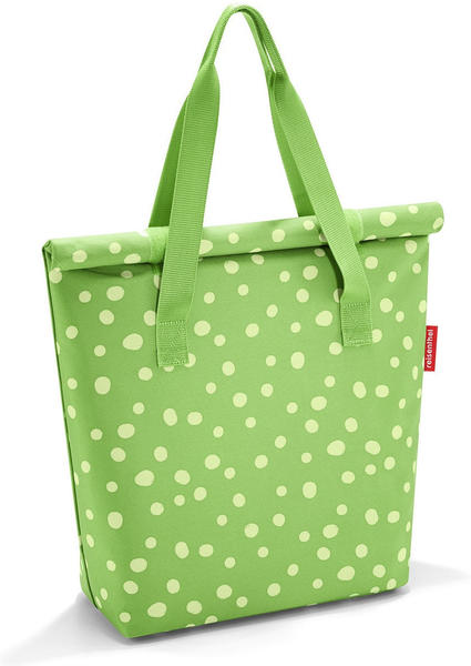 Reisenthel fresh lunchbag iso L spots green