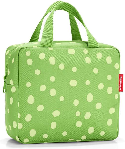 Reisenthel foodbox iso S spots green