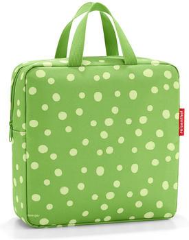 Reisenthel foodbox iso M spots green
