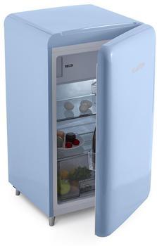 Klarstein PopArt Retro-Kühlschrank