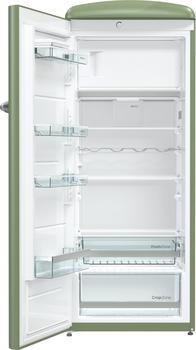 Gorenje ORB153OL-L, Kühlschrank, grün