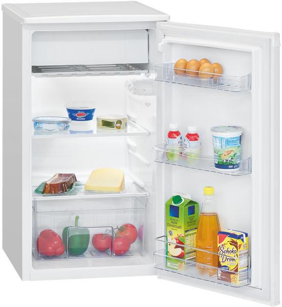 Bomann KS7230 Kühlschrank, mit Eisfach A+,