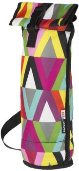Pack-it PACKIT Kühltasche Einfrierbar wine bag, Viva, 12.7 x 14 x 34.3 cm, 1 Liter, 2000-0021
