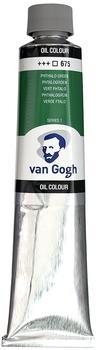 Royal Talens Van Gogh Ölfarben 200 ml phtalogrün (675)