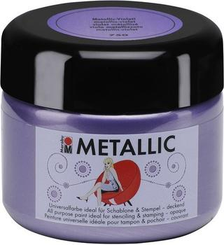 Marabu Colour your dreams Metallic 225 ml metallic-violett