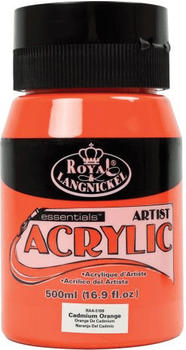 Royal & Langnickel Essentials Acrylfarbe 500 ml kadmiumorange