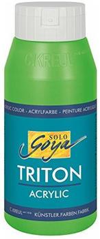 C. Kreul Solo Goya Triton Acrylic 750ml grün