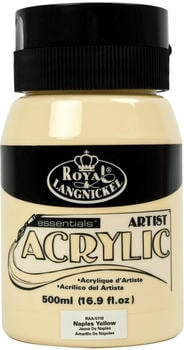 Royal & Langnickel Essentials Acrylfarbe 500 ml neapelgelb