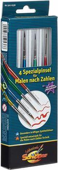 Schipper 4 Spezialpinsel (605020536)