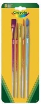 Crayola Standard-Malpinsel 5 Stück (30077)