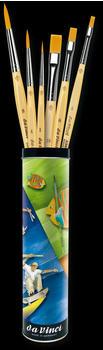 Da Vinci Pinsel Junior Serie 6er