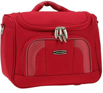 Travelite Orlando Beauty Case red (98492)
