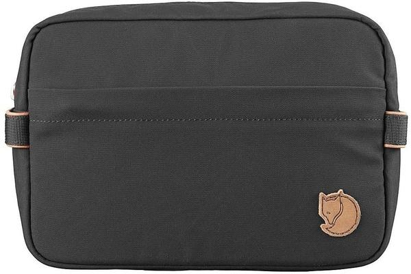 Fjällräven Travel Toiletry Bag dark grey (F25513-030)