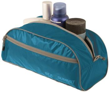 Sea to Summit Toiletry Bag L blue/grey