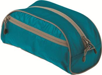 Sea to Summit Toiletry Bag Small blue/grey (ATLTBS)