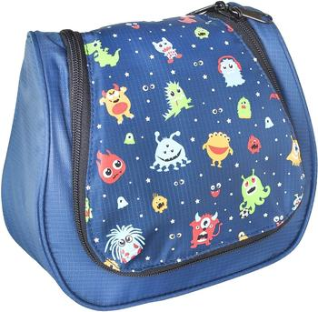 Grüezi Bag Kids Wash Bag monster