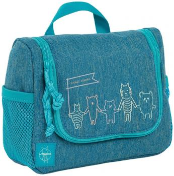 Lässig 4 Kids Wash Bag About Friends blue