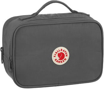 Fjällräven Kånken Toiletry Bag super grey