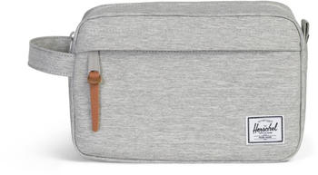 Herschel Chapter Travel KitChapter Travel Kit light grey crosshatch