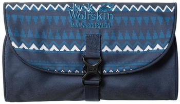 Jack Wolfskin Mini Waschsalon nordic blue