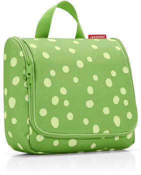 Reisenthel Toiletbag spots green