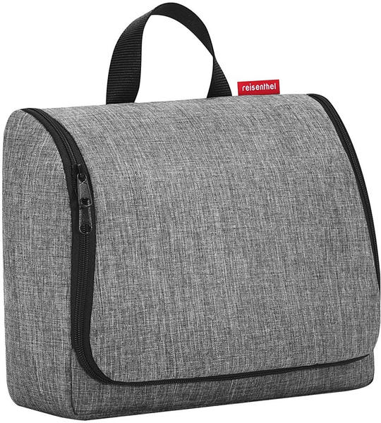 Reisenthel Toiletbag XL twist silver