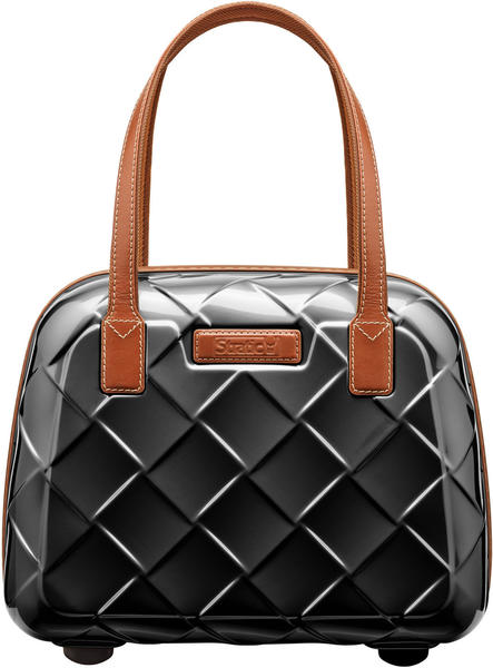 Stratic Leather & More Beauty Case black