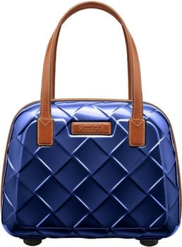 Stratic Leather & More Beauty Case blue