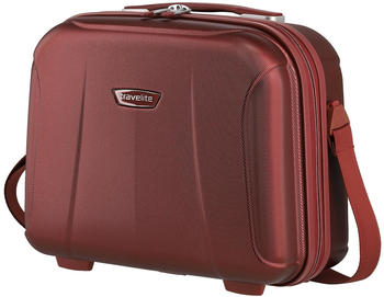Travelite Elbe Beautycase red (75502-10)