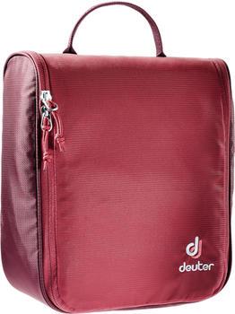Deuter Wash Center II cranberry/maron (2020)