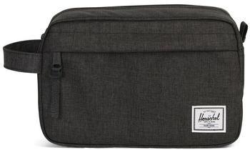 Herschel Chapter Travel Kit black/crosshatch