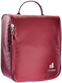 Deuter Wash Center II (2021) cranberry/maron