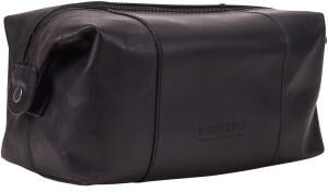 Georg A. Steinmann Lederwarenfabrik GmbH & Co. KG Leonhard Heyden Dakota Toilet Bag black
