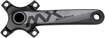 SunRace FCMX00 Crankset 1-fach 175 mm