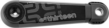 e*thirteen LG1 Race Crankset 73mm black 165mm