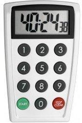 TFA Dostmann Elektronischer Timer Taschenrechner