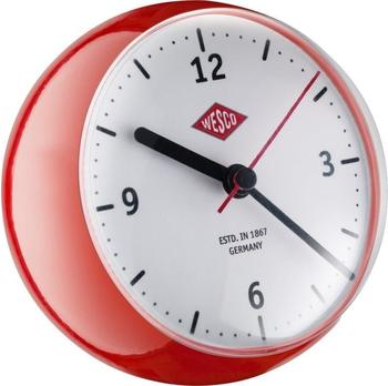 Wesco 322411-02 Mini Clock rot
