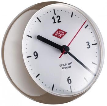 Wesco 322411-57 Mini Clock warm grey