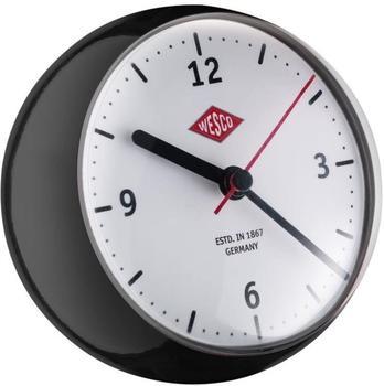 Wesco 322411-62 Mini Clock schwarz