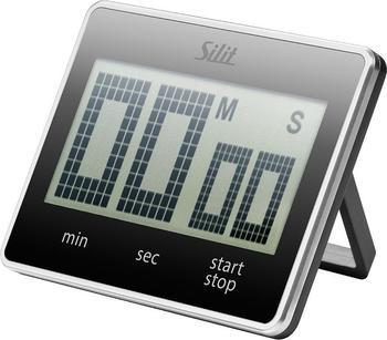 Silit Attimo Digitaler Kurzzeitmesser schwarz