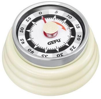 Gefu Küchenwecker Magnet creme