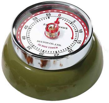 Zassenhaus Küchentimer Speed Olivgrün