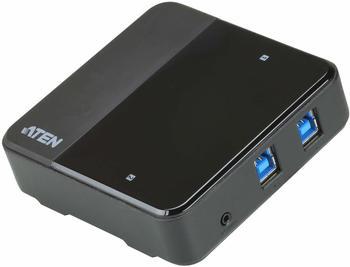 Aten 2 x 4 USB 3.0 Switch (US3324)