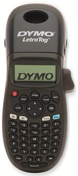 Dymo LetraTag LT-100H Schwarz