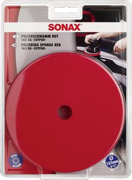 sonax-04934410-polierschwamm-rot-165-da-cutpad