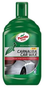 Turtle Wax Carnauba car wax (500 ml)