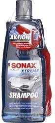 Sonax 2159410 XTREME Shampoo 2 in 1 mit Microfaser WaschHandschuh