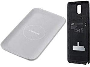 Samsung Induktives Ladeset (EP-WN900) Schwarz/Silber